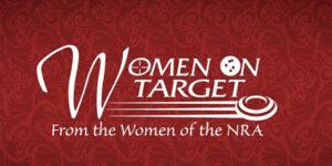 Women on Target logo
